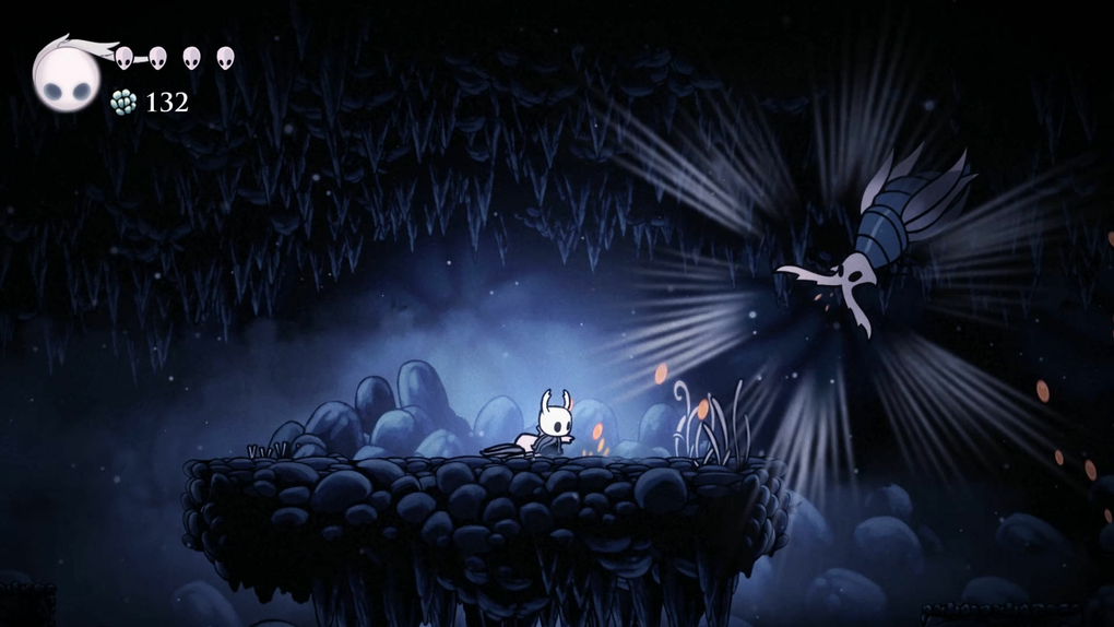 Скриншот №3 к Hollow Knight