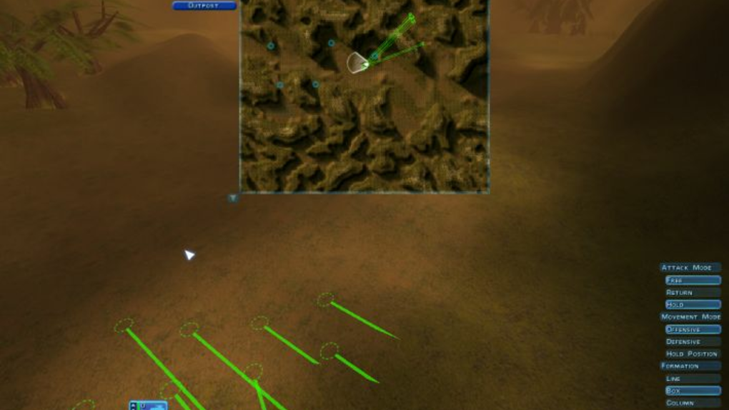 Скриншот №1 к Ground Control Anthology