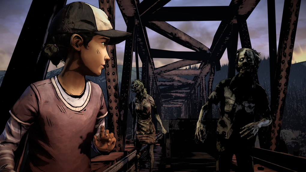 Скриншот №3 к The Walking Dead The Telltale Definitive Series