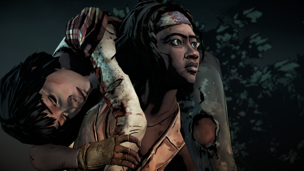 Скриншот №2 к The Walking Dead The Telltale Definitive Series