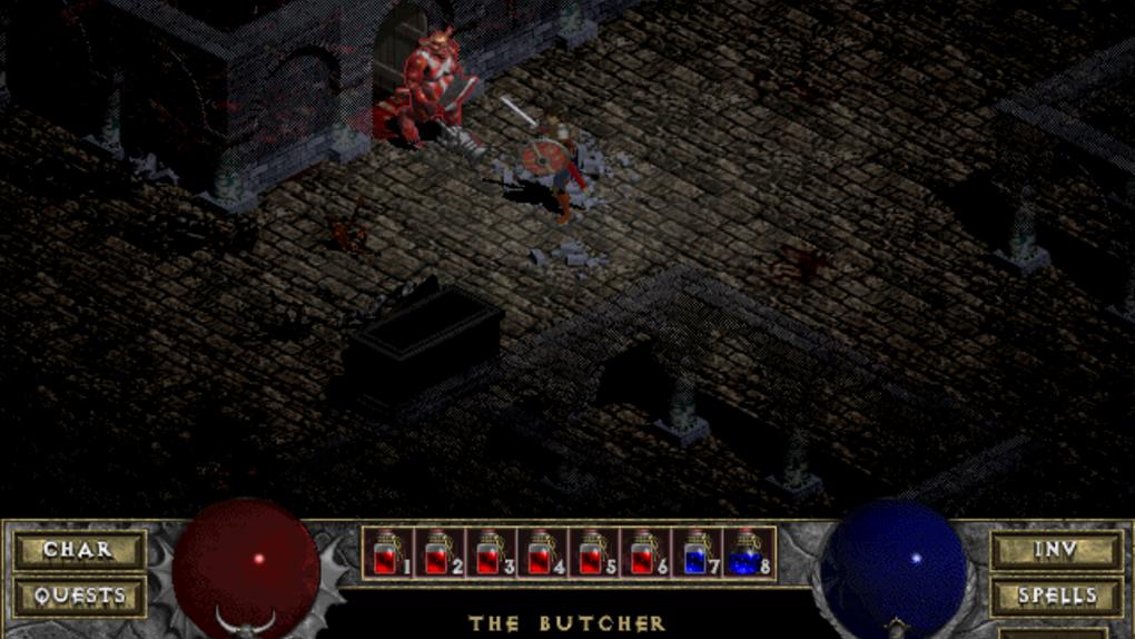 Скриншот №7 к Diablo + Hellfire